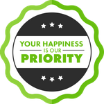 badge - Your Happiness Is Our Priority.png