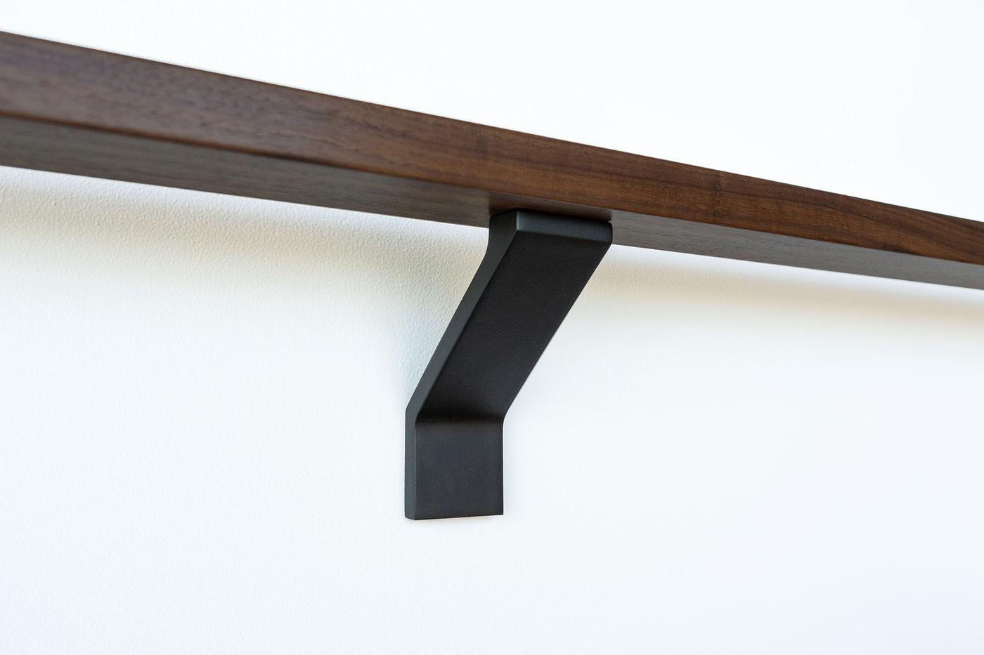 Sleek-black-handrail-bracket