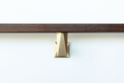 Beautiful-brushed-brass-handrail-bracket