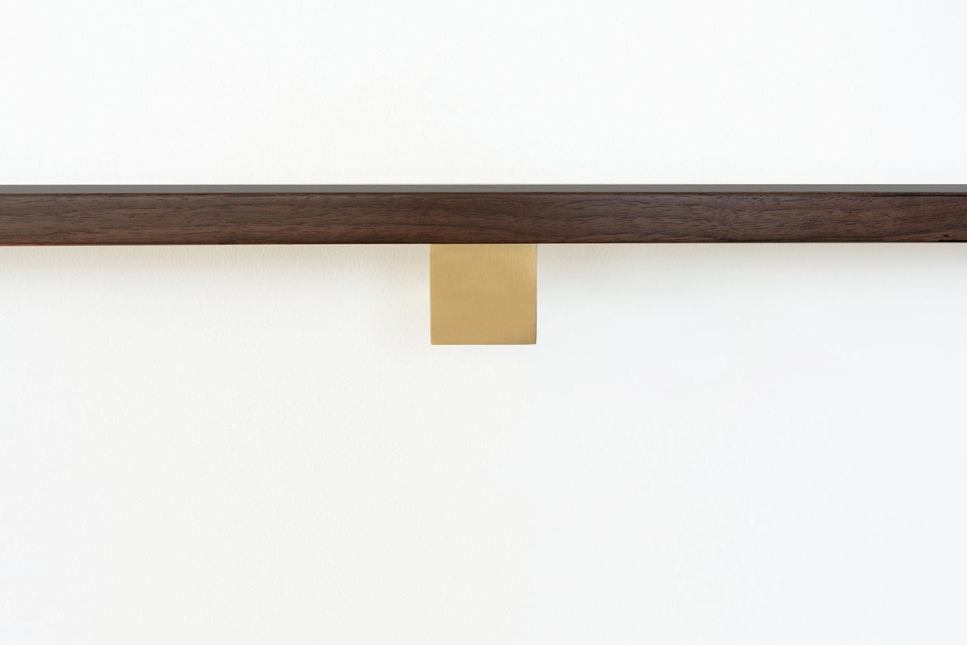 Contemporary-brass-handrail-brackets