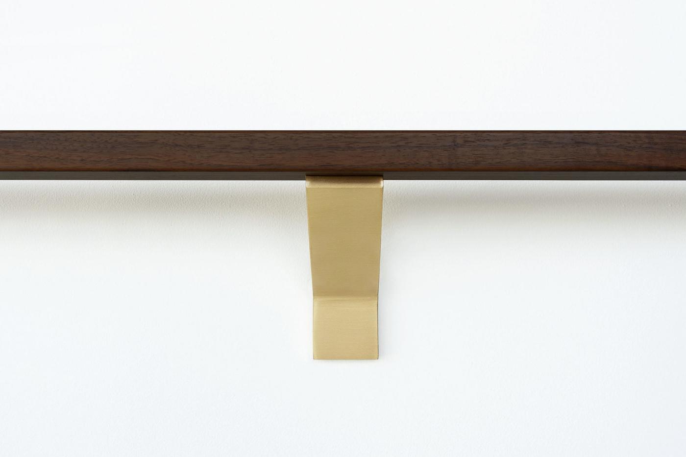Brushed-brass-handrail-bracket