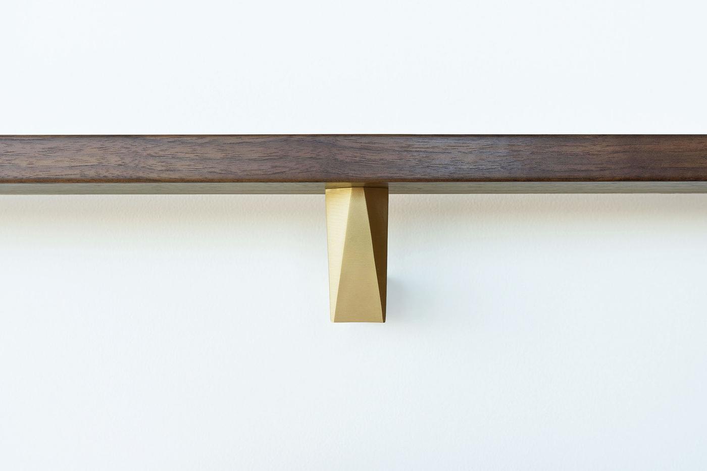 Modern-brushed-brass-handrail-bracket