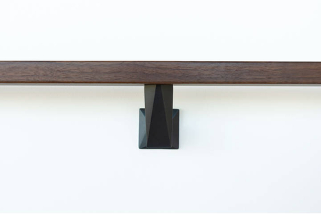 DA Series Wall-Mounted, with escutcheon: Bold and Handsome