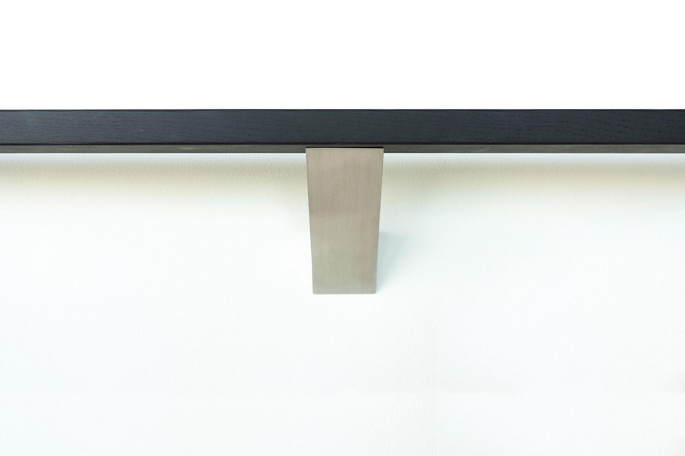 Brushed-stainless-steel-modern-handrail-bracket