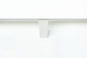 Modern-white-handrail-bracket