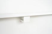 White-modern-handrail-brackets