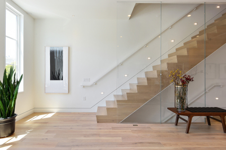 modern-white-handrail