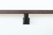 Contemporary-black-handrail-bracket