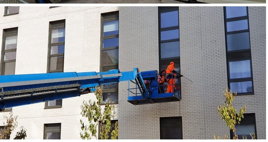 Professional Commercial Exterior Cleaning Services
