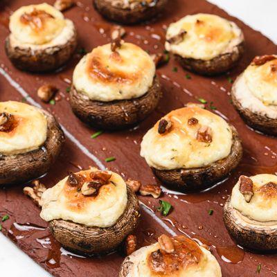 Boursin & Swiss Stuffed Mushroom Caps 1 copy.jpg