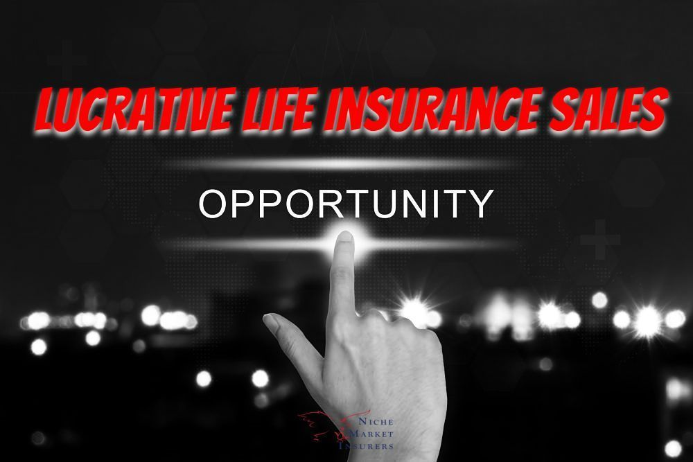 Lucrative Life Insurance Sales Opportunity