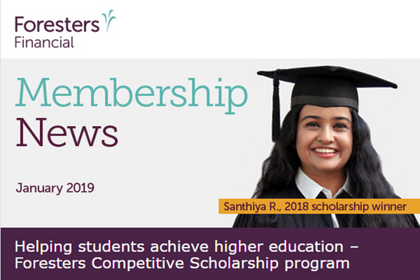 Foresters Competitive Scholarship Program Is Open 2019.png