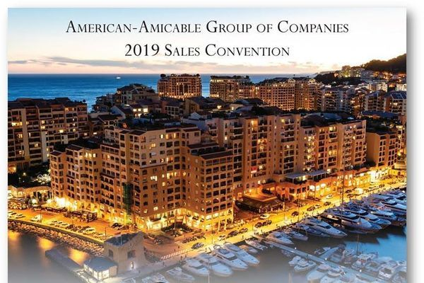 American Amicable 2019 Convention