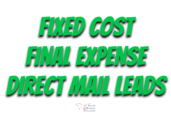 Fixed Cost Final Expense Leads