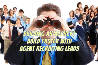 Insurance Agent Recruiting Lists