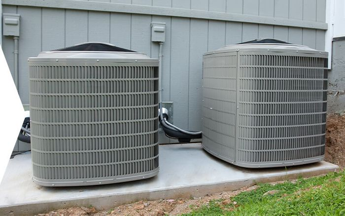 Image of 2 AC outdoor units