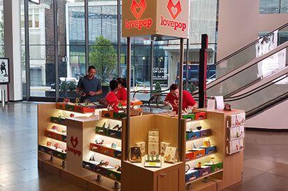 Pop-Up Shops, RMU's