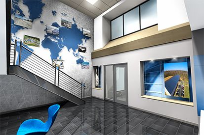 Commercial Interiors, Showrooms & Branded Environments