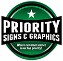 Priority Signs and Graphics