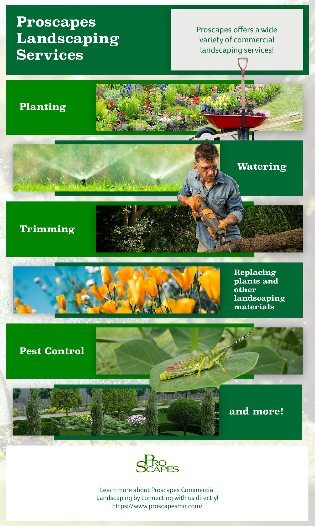 Proscapes Landscaping Services