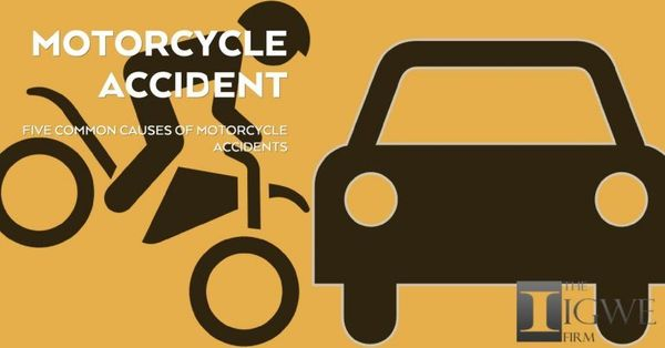 Motorcycle Accident illustration