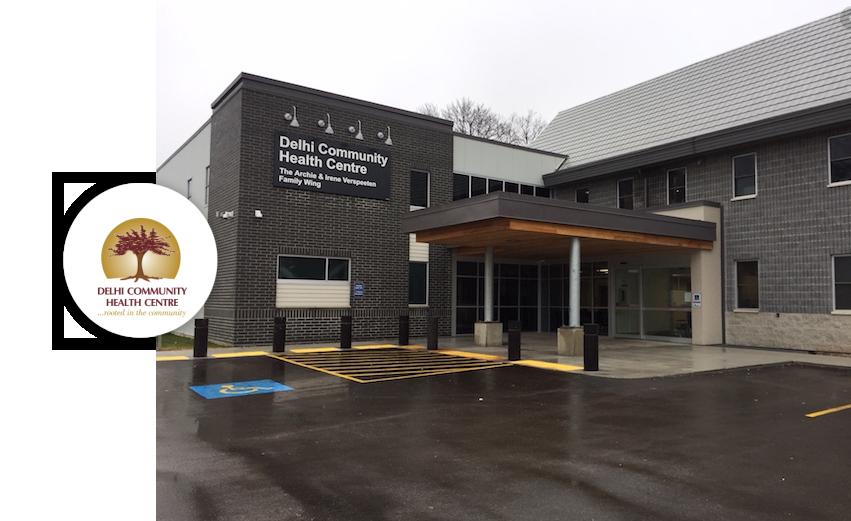 Delhi, Ontario Hometown Hearing Centre Location