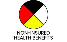 Logo representing non-insured patients for Hometown Hearing Centre.