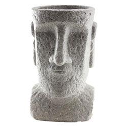 Stone Head Planter