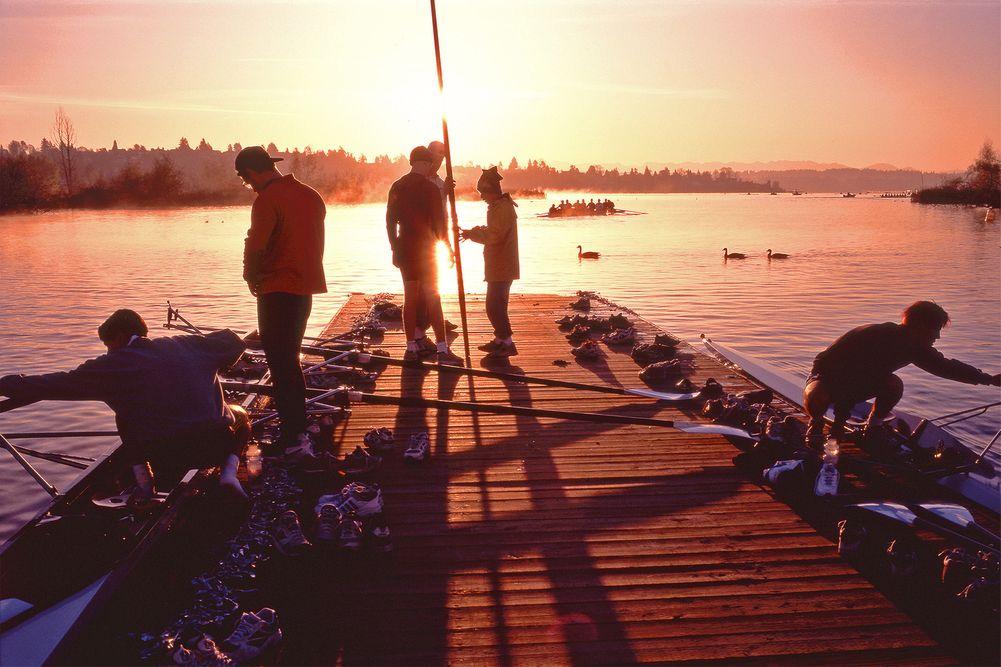 UW Morning Crew Practice