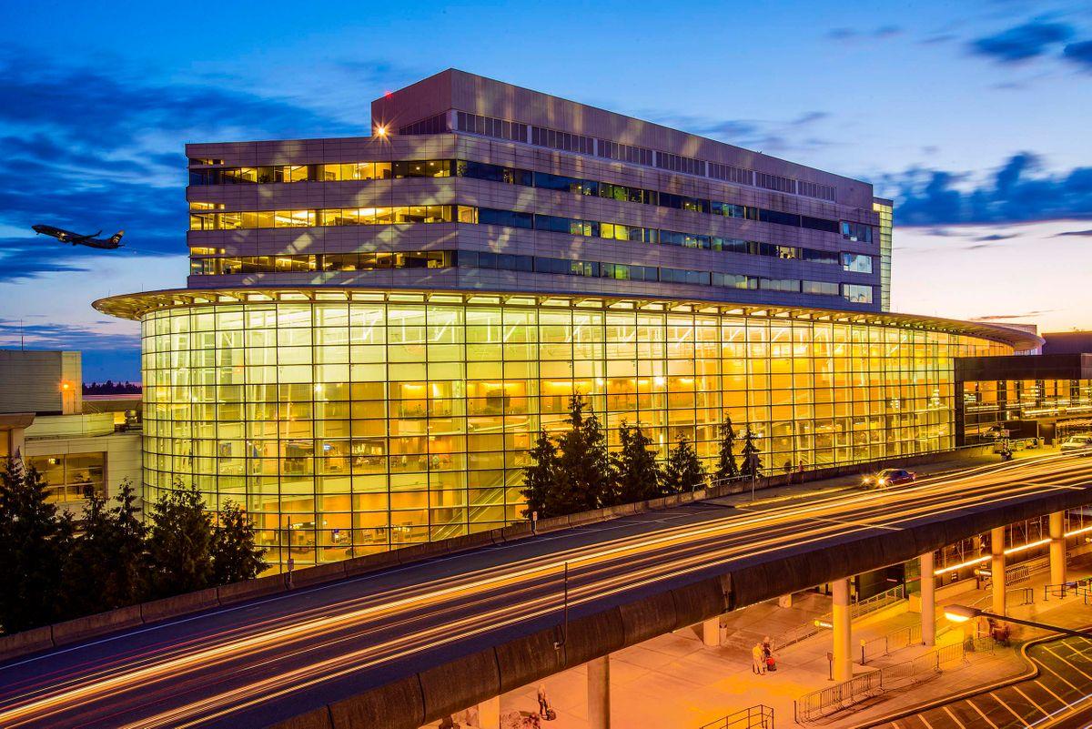 Seatac Terminal International Terminal