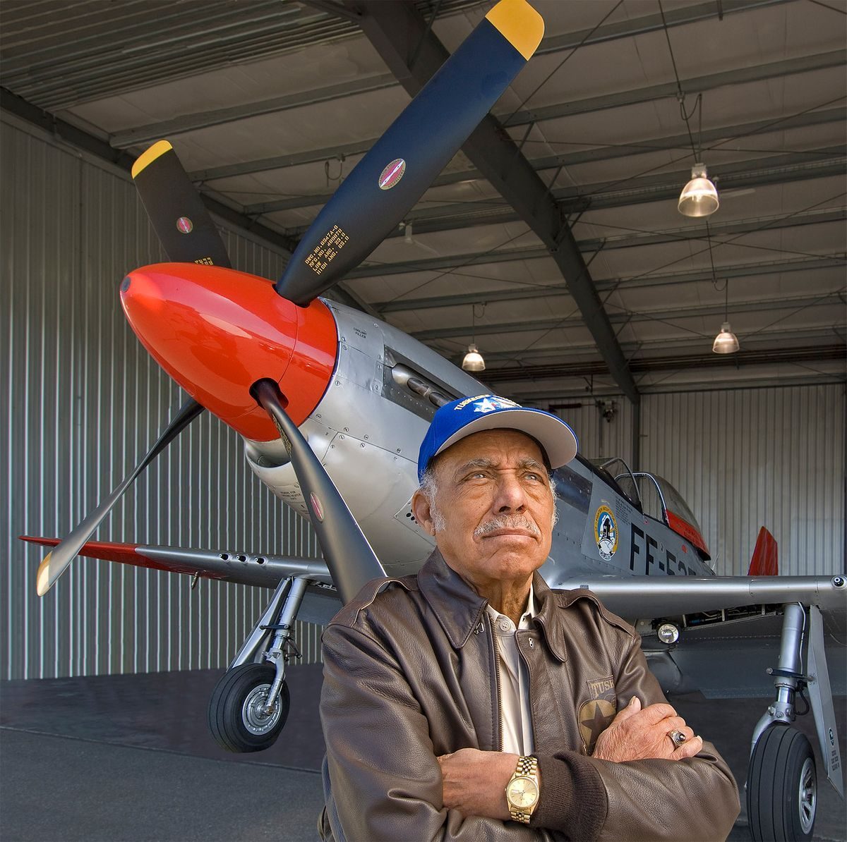 US Army Air Corps Tuskegee Airman