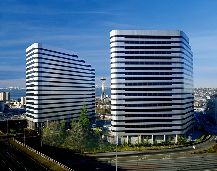 Benaroya Metropolitan Towers