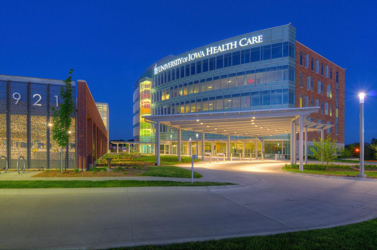 University of Iowa Healthcare Clinic