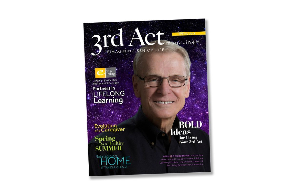 Third Act Magazine Debut Issue