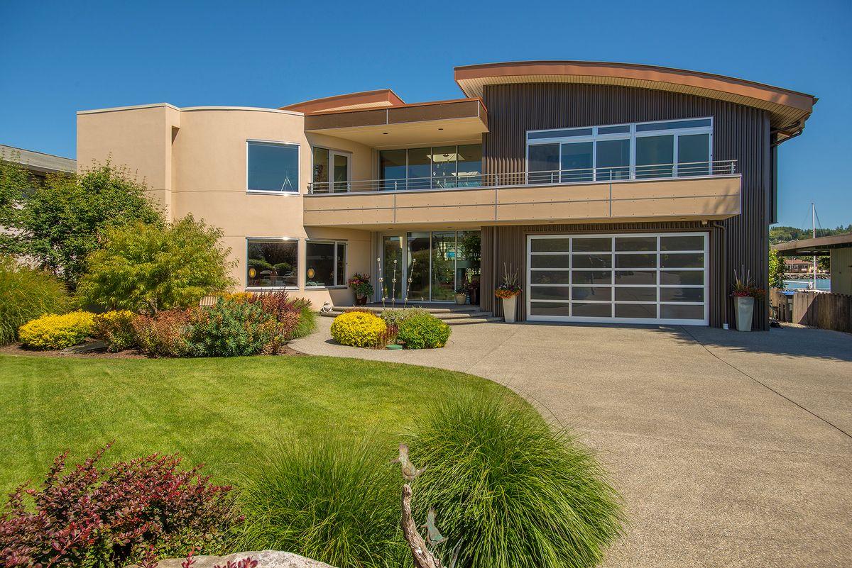 Hansville, WA Residence