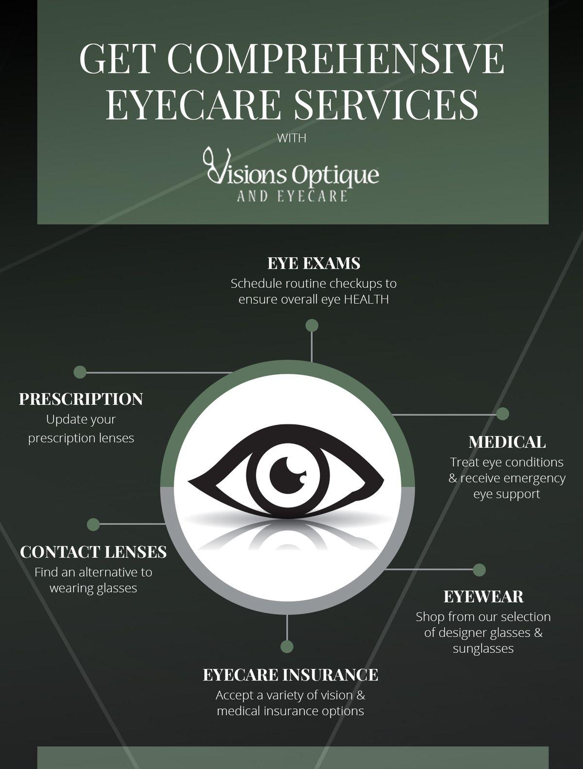 Get Comprehensive Eyecare Services