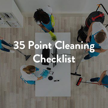35 Point Cleaning Checklist
