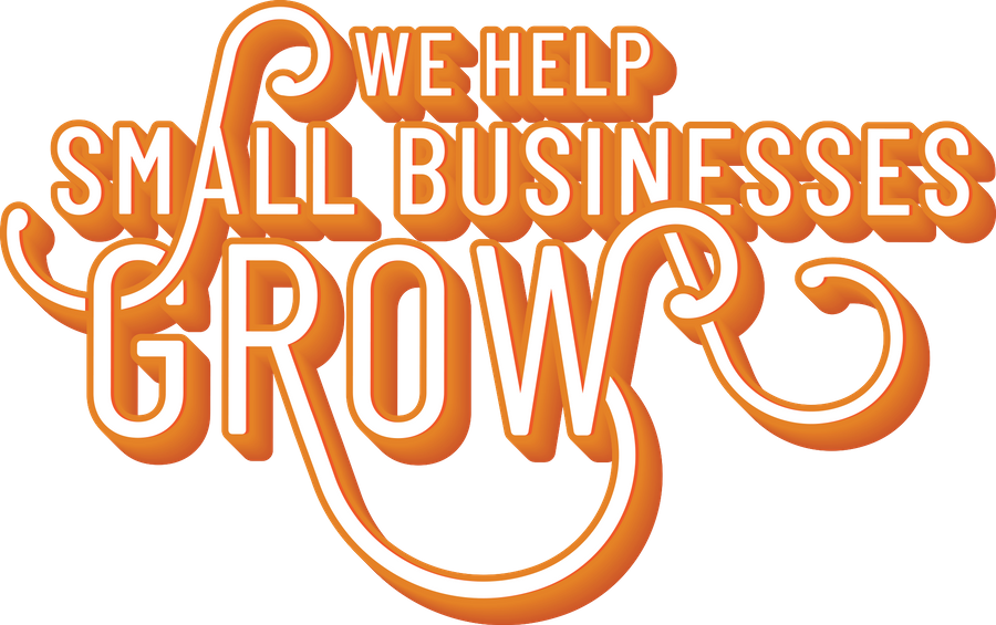 We Help Small Businesses Grow Illustration