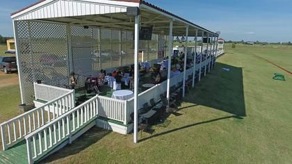 Pavilion to be rented for polo match viewing