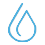 Icon of water drop