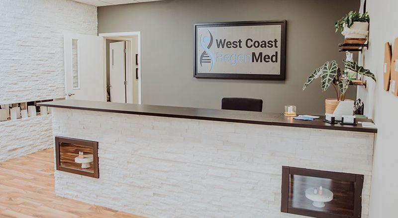 West Coast RegenMed Lobby