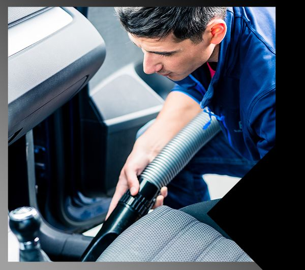 Make sure your car's seats are in the right position so your detailer can work efficiently.