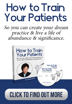 How To Train Your Patients - Book by Dr. Emily
