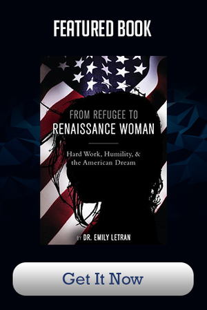 From Refugee to Renaissance Woman - Book by Dr. Emily