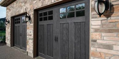 Composite / Steel Garage Doors