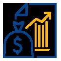 Money Statistic Icon