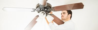 CEILING FAN INSTALLATIONS & REPAIRS