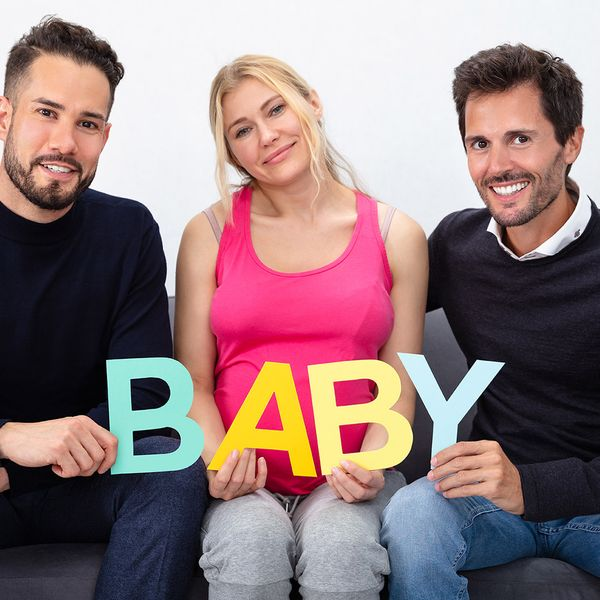 Surrogate with gay Intended Parents