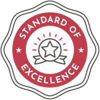 Standard of Excellence Badge