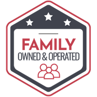 Family Owned Trust Badge